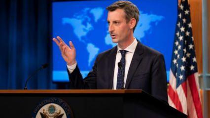 Son dakika: ABD'den Türkiye'nin olası Suriye harekatı ile ilgili dikkat çeken açıklama!