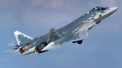Tarih verip duyurdular: Yeni Su-57'ler teslim edilecek