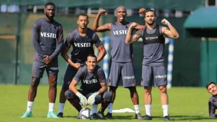 Trabzonspor seriyi 10 maça çıkarmak istiyor