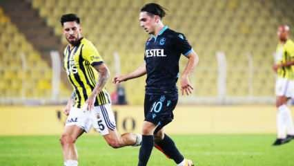 Trabzonspor - Fenerbahçe! Muhtemel 11'ler