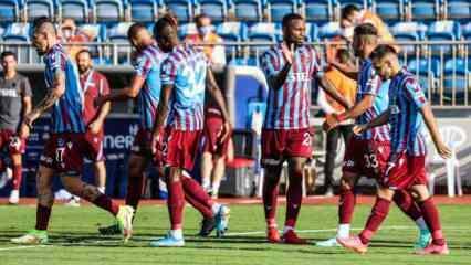 Trabzonspor liderlik hesapları yapıyor