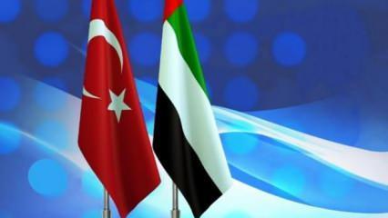 Türkiye'den BAE hamlesi! Mutabık kalındı