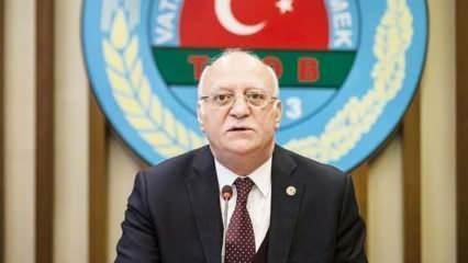 TZOB Genel Başkanı Bayraktar: Gıda için ortak çalışma şart