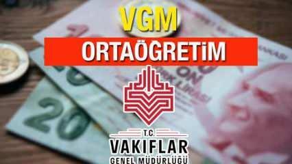 VMG ortaöğrenim burs başvuruları başlıyor! (2021) İlkokul, ortaokul ve lise öğrencileri dikkat!