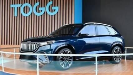 Yerli otomobil TOGG'dan heyecanlandıran yeni paylaşım!
