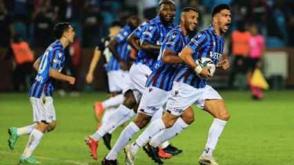Trabzonspor liderliğini sürdürdü! İşte puan durumu