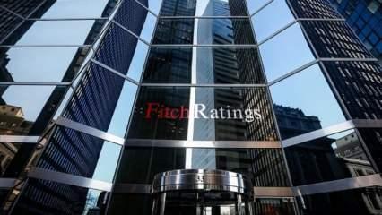 Fitch'ten büyüme açıklaması