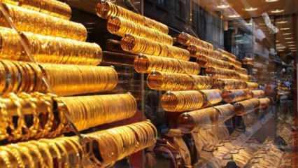 Altın fiyatları yükselince talep arttı! 70 liradan satılıyor