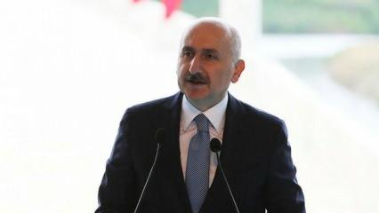 Bakan Karaismailoğlu'dan Kanal İstanbul açıklaması!
