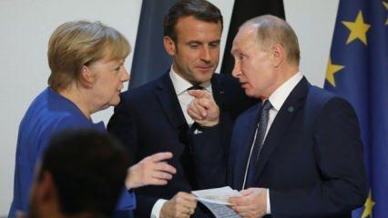 Çıkış yolu arıyorlar! Sürekli yaptırım yaptıkları Rusya'ya muhtaç kaldılar