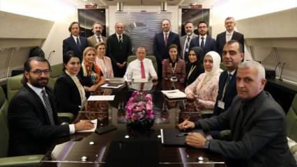 Cumhurbaşkanı Erdoğan: Özdemir Bayraktar verdiği sözü tuttu