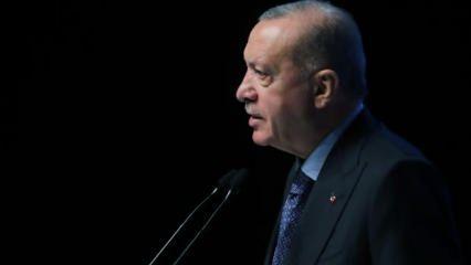 Cumhurbaşkanı Erdoğan'dan bankalara çağrı: Vizyoner olun, 6 milyar doları aştı