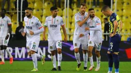 Fenerbahçe Kadıköy'de 90+3'te yıkıldı!