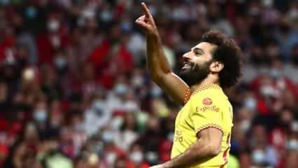 Gol düellosundan Liverpool galip çıktı! Salah yine boş geçmedi