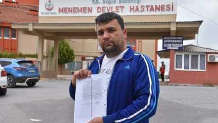 İzmir'de yanlış iğne yapılan kadın hayatını kaybetti
