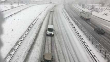 Meteoroloji'den son dakika kritik uyarı! Hazır olun, kar yağışı ve sağanak...