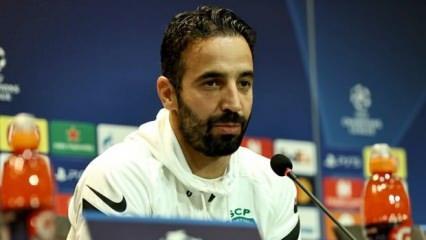 Ruben Amorim: İyi çalışarak üç puanı aldık