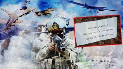 Havadan bildiriler dağıtıldı! Türkiye'den 'operasyona hazır olun' talimatı