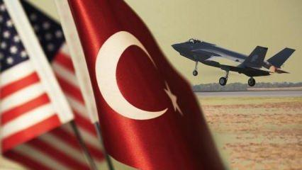 Son dakika: ABD'nin F-35 teklifinin perde arkası! Türkiye vaz mı geçti? Çarpıcı açıklama..
