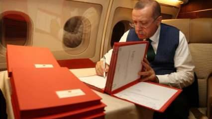 Son dakika haberi: Başkan Erdoğan'ın masasına gelen dikkat çeken anket!