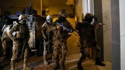 """Son dakika: İstanbul'da """"ajan"""" avı! 6 kişi tutuklandı, bakın hangi ülke vatandaşı çıktılar"""