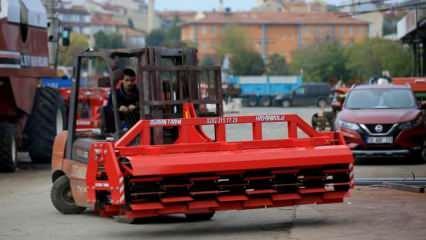 Azerbaycan'ın tarımı Türkiye'nin desteği ile gelişecek
