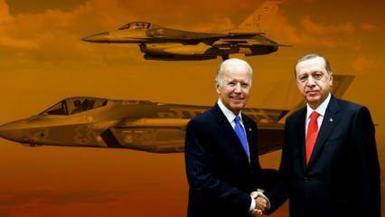 Erdoğan'dan Biden, F-35 ve F-16 açıklaması: İçeriği tamamen değişti