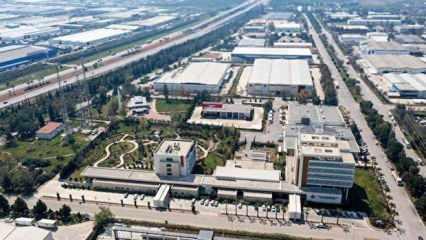 Fabrika kurmak için yer arıyorlar: Antalya OSB'de yer kalmadı