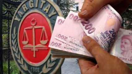 İşçi ve işverenler dikkat! Yargıtay'dan asgari ücret kararı