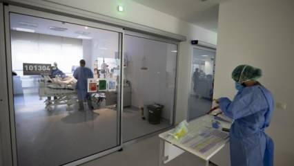 Son dakika: 25 Ekim koronavirüs tablosu açıklandı!