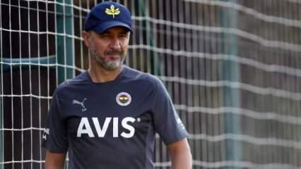 Vitor Pereira'dan oyuncularına: Başınızı kaldırın!