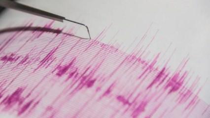 Suriye'de 2 şiddetli deprem! Türkiye'yi de salladı
