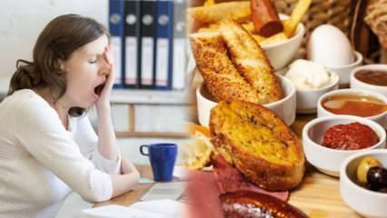 Maya alerjisi nedir ve nasıl anlaşılır? Sabah kahvaltıdan sonra yorgun hissediyorsanız...