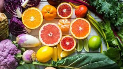 Ocak ayı sebzeleri nelerdir? Bağışıklık sistemini güçlendiren Ocak ayı meyve ve sebzeleri...