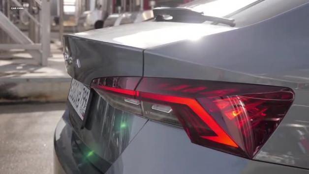 2021 Skoda Octavia'nın fiyat listesi açıklandı - Video 7