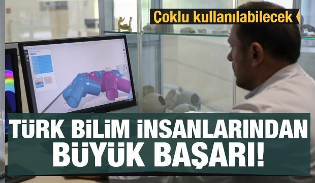 Türk bilim insanlarından büyük başarı! Çoklu solunum cihazı geliştirdiler