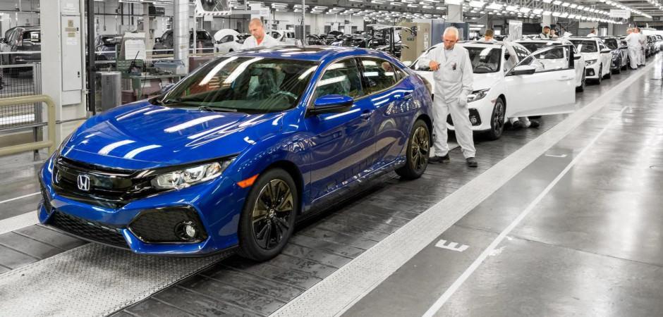 Honda'da çip krizi üretimi durdurdu