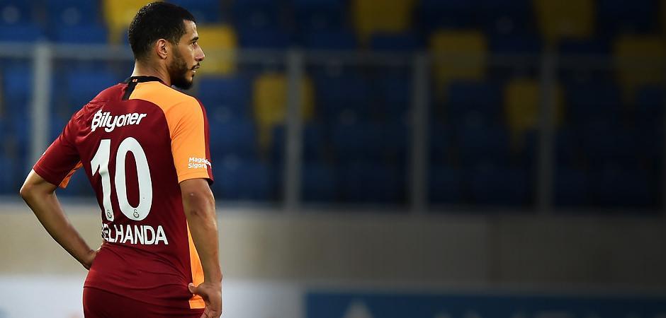 Belhanda Galatasaray'a rest çekti 'Gönderecekseniz bonservisi verin'