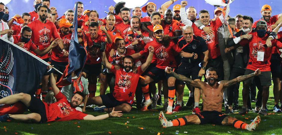 Süper Lig'de şampiyon Medipol Başakşehir! - Tüm Spor Haber