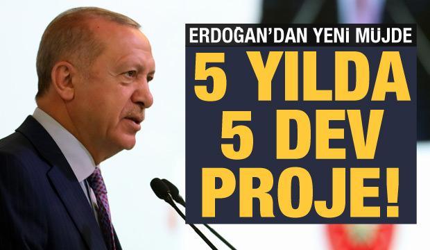Cumhurbaşkanı Erdoğan'dan son dakika açıklamalar: Bunlar daha başlangıç!