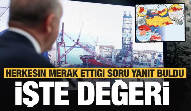 Karadeniz'de bulunan doğalgaz ile ilgili merak edilen soru yanıt buldu
