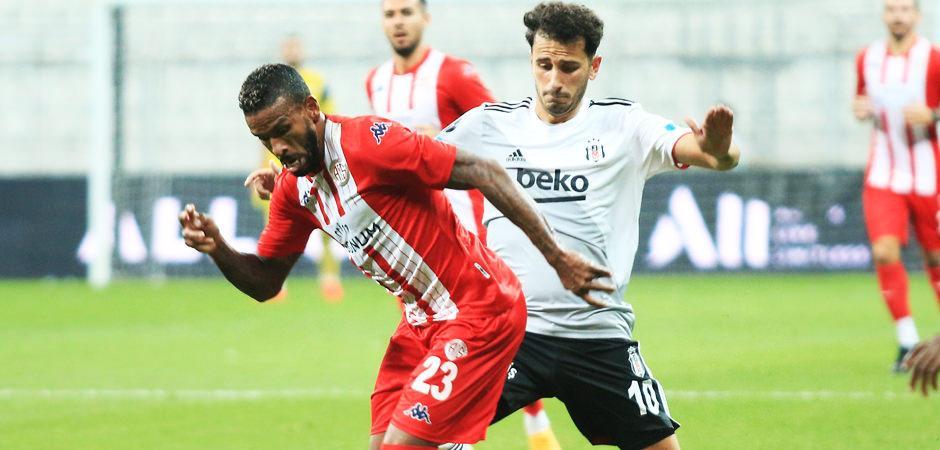 Beşiktaş - Antalyaspor! Muhtemel 11'ler