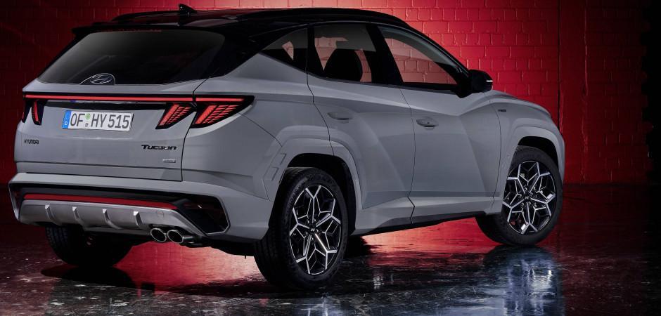 Hyundai Tucson modeline N Line versiyon geldi