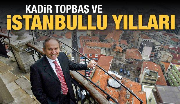 Fotoğraflarla Kadir Topbaş ve İstanbullu yılları...