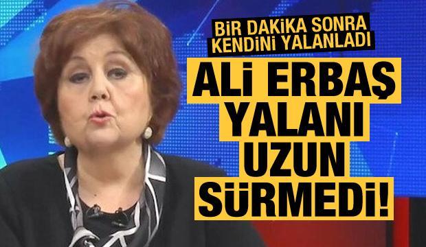 Halk TV'de bir skandal daha! 1 dakika sonra kendilerini yalanladılar