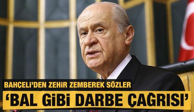Devlet Bahçeli'den emekli amirallerin küstah bildirisine sert tepki