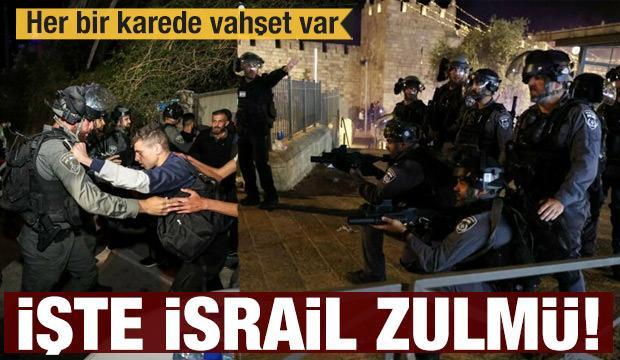 Her bir karede vahşet var: İşte İsrail zulmünün fotoğrafları