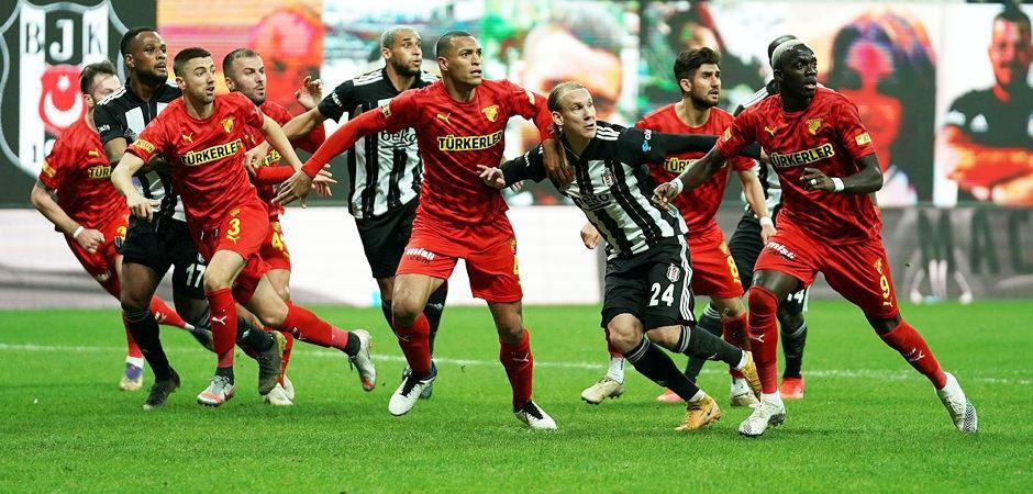Göztepe - Beşiktaş! Muhtemel 11'ler