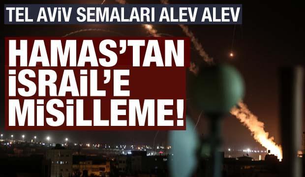 Hamas'tan İsrail'e sert yanıt: İsrail'de siren sesleri yükseliyor
