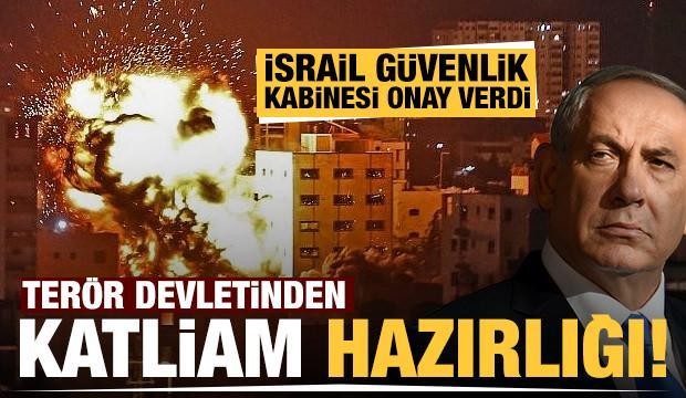 İsrail'den Gazze'de katliam hazırlığı: 'Güçlü şekilde karşılık vereceğiz'